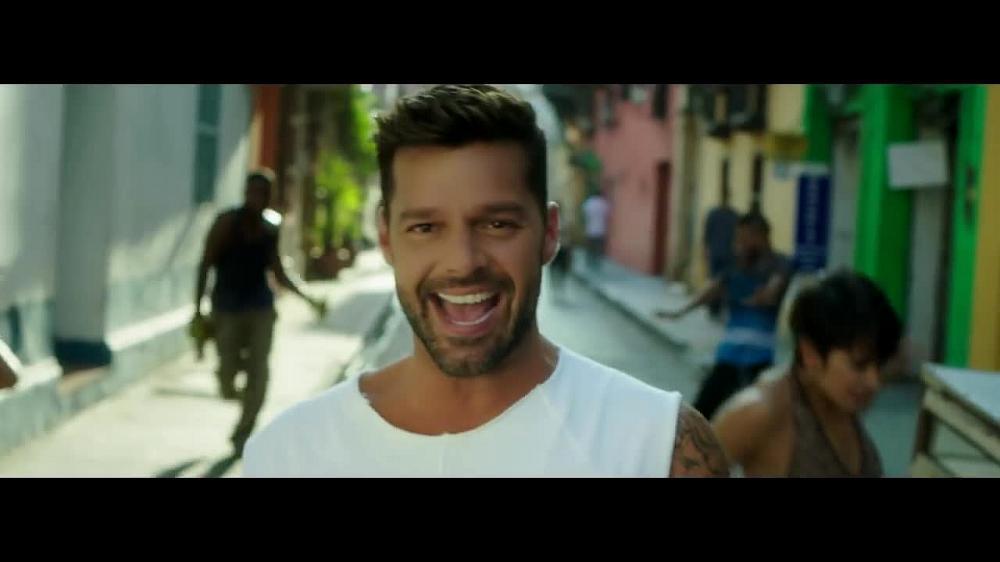 Здесь можно бесплатно скачать Ricky Martin - Come With Me...
